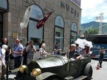 World War I, two contrasting celebrations in Sarajevo