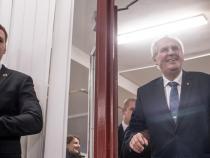 Czech president has big lead in early results