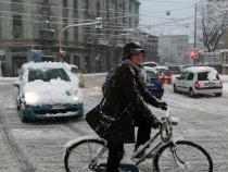 Bad weather in Romania and Moldova, roads and ports blocked