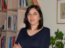 Aleksandra Bogdani (BIRN Albania) winner of CEI SEEMO Award for Outstanding Merits in Investigative Journalism