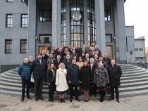 CEI-PD Parliamentary Assembly (Minsk, 28 November 2017)