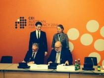 CEI-RCC Memorandum of Understanding signed in Vienna (3 June 2014)