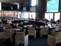 Steering Committee Meeting and CNC Meeting held in London (19, April 2018)