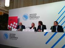 Press Conference: Western Balkans Conference (Vienna, 3 June 2014)