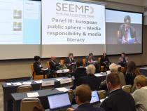 South East Europe Media forum (Sofia, 27-28 November 2017)