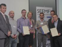 CEI SEEMO Award for Outstanding Merits in Investigative Journalism, Awarding Ceremony (Sarajevo, 7-8 Oct. 2013)