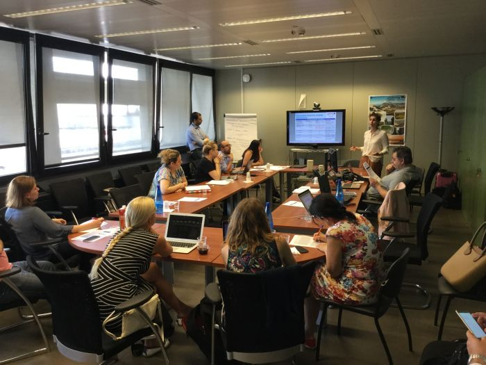 INTER-CONNECT: 2nd Steering Committee meeting (Bologna, 12-13 June 2018)