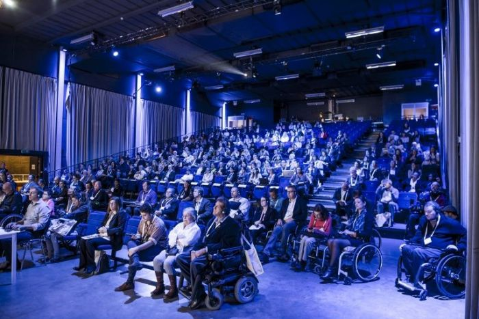 COME-IN! at 2nd World Summit on Accessible Tourism in Brussels (30 Sept.-2 Oct. 2018)