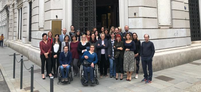 COME-IN! Project: Steering Committee Meeting (Trieste, 6-7 Nov. 2018)