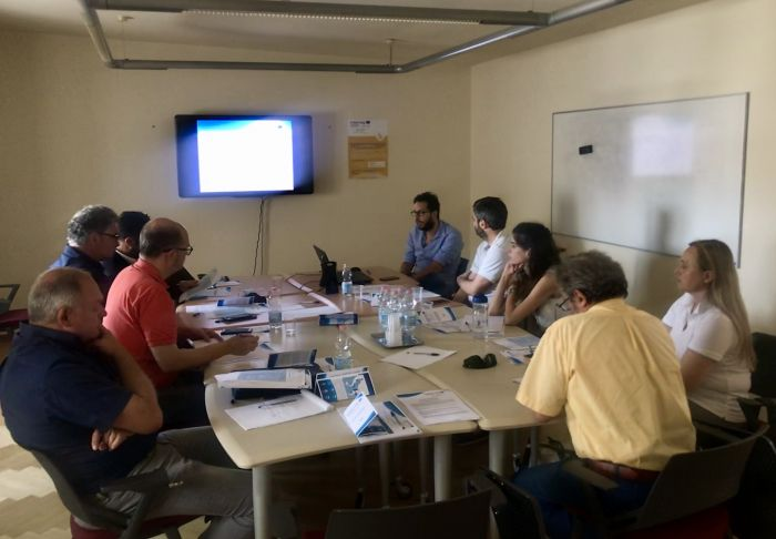 BLUE_BOOSt 3rd Scenario Workshop (Trieste, 14 June 2019)
