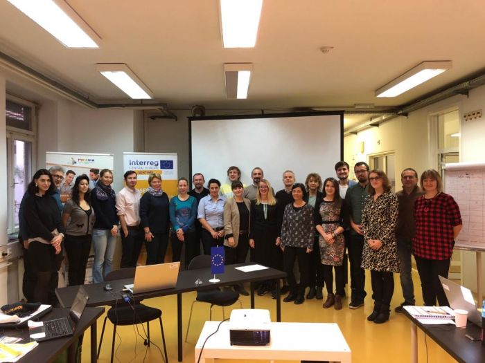 5th SENTINEL Project meeting (Maribor, 27 Nov. 2019)