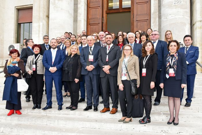 Public Health Alliance Central Eastern Europe Summit (Rome, 19 Dec. 2019)