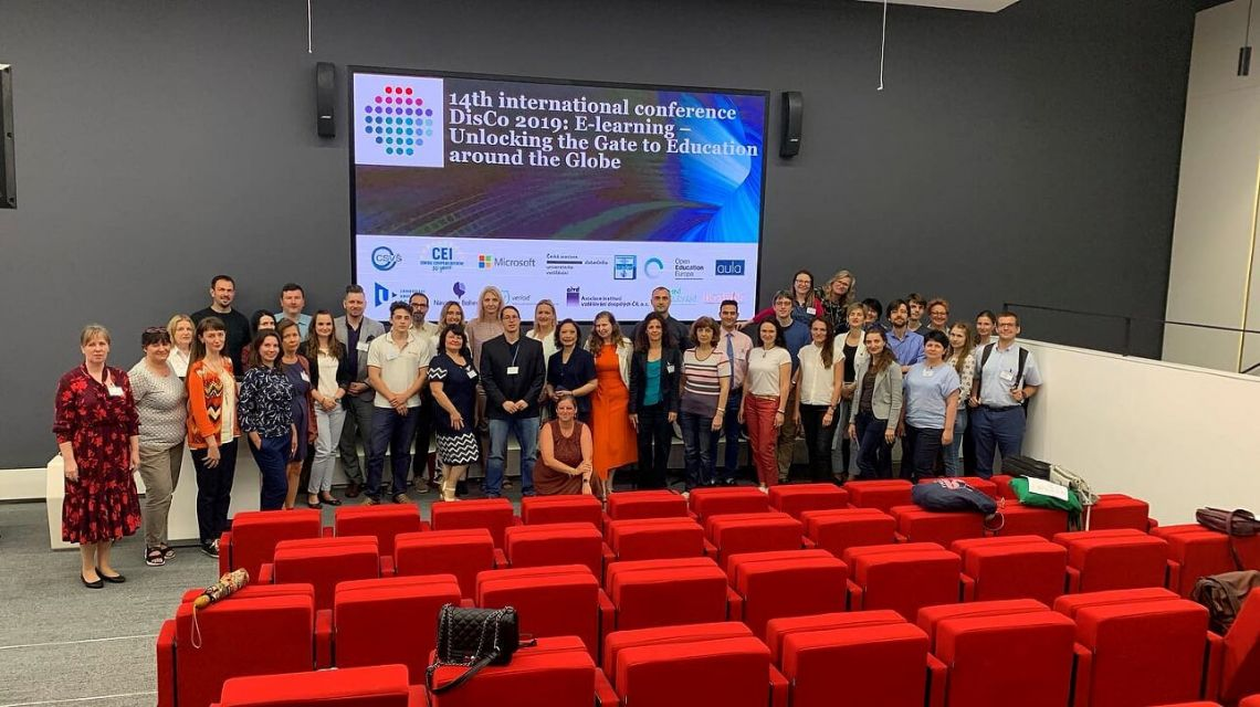 International Conference DisCo 2019: e-learning - unlocking gate to